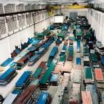 Metaalfabriek overzicht